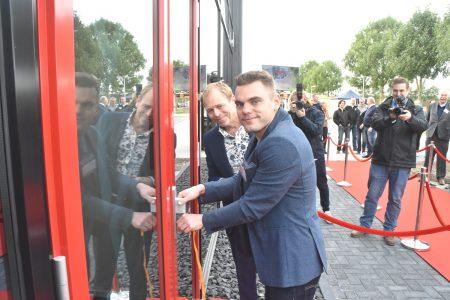 foto opening kantoor BON-Holding Wijster